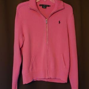 Polo Ralph Lauren Full Zip Sweater